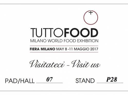 Fiera Milano TUTTOFOOD 2017